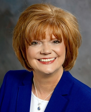 Photo of Theresa Backes, GRI